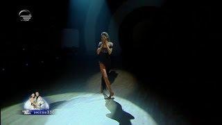 ცეკვავენ ვარსკვლავები - ირინა კავსაძე და ოთო ფოლადაშვილი / ტანგო | S8EP2