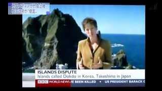 イギリスのBBCテレビやアメリカのCNNテレビなど外国メディアの記...