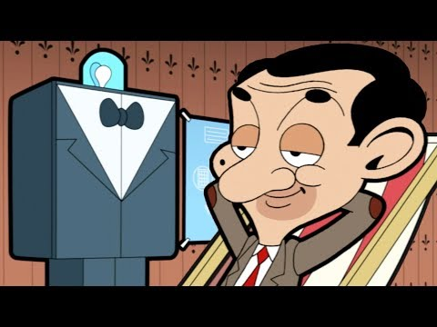 Gadget Bean (Mr Bean Cartoon) | Mr Bean Full Episodes | Mr Bean Official