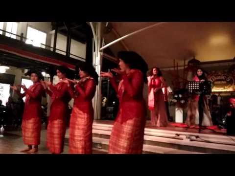 Piso Surit - Murni Surbakti feat D'Tradisi @Made's Warung - Bali