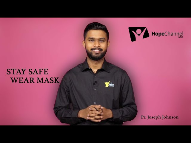 Pray for India | Stay Home and Stay Safe | Joseph Johnson