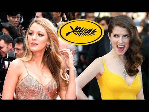 Anna Kendrick, Blake Lively, Kristen Stewart & More Sexy CANNES 2016 Footage - Opening Gala (HD)