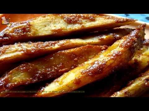 Kamote Fries