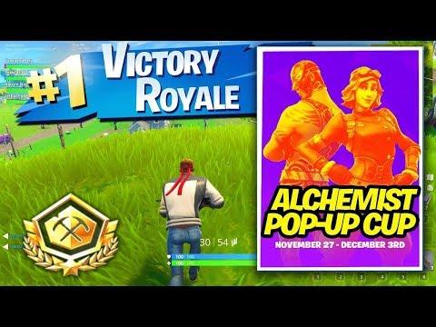 ALCHEMIST POP-UP TORNEO EN DUO!! / +870 Wins / Fortnite Battle Royale