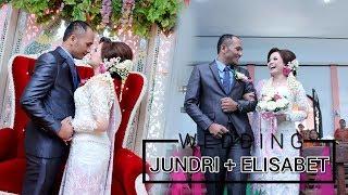 WEDDING JUNDRI RASDIAMAN BERUTU & ELISABET AGUSTIN Br TUMANGGOR
