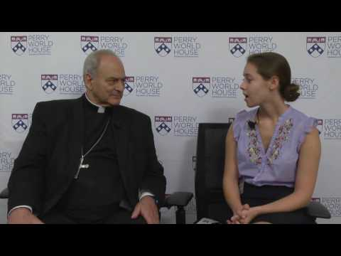 Interview with Monsignor Marcelo Sanchez Sorondo