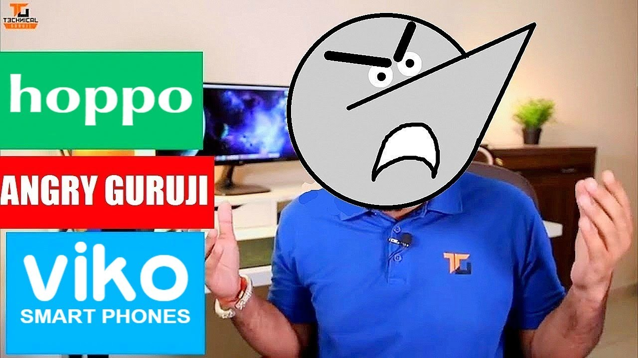 Hoppo And Viko Phones | Angry Guruji