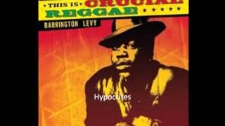 Barrington Levy    Hypocrites
