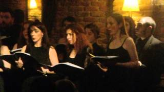 Vocal Inventions Ensemble - In Paradisum (Requiem By Gabriel Faure) (14-4-2014)