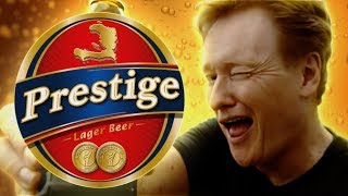Conan Becomes The Face Of Prestige Beer