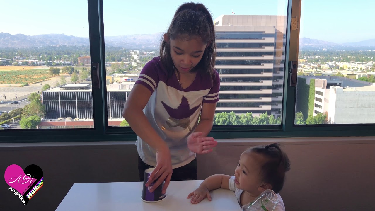 The Cup Song Angelica Hale with Little Sister Abigail!