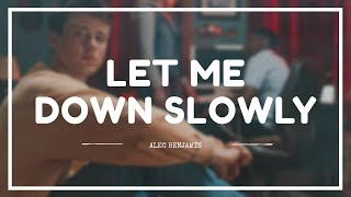 ALEC BENJAMIN - 'LET ME DOWN SLOWLY' Lyrics (SUB INDO)
