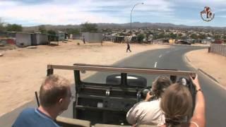 Namibia erleben / Teil 12 - Stadtrundfahrt Windhoek mit Bwana Tucke-Tucke