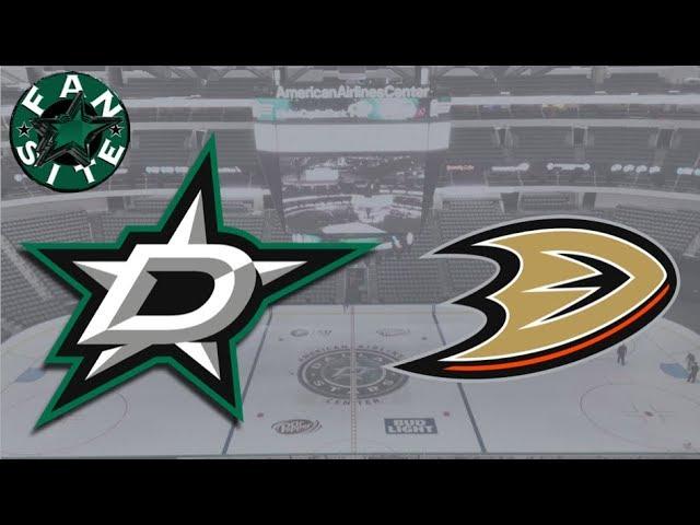 Dallas Stars @ Anaheim Ducks | 6 Apr 2018