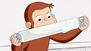 Curious George 🐵The Great Monkey Detective 🐵Kids Cartoon 🐵 Kids Movies   Videos for Kids