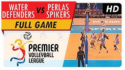 Water Defender vs Perlas Spikers  | Full Game | 4th Set | PVL Reinforced Conference | May 13, 2017