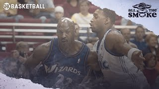 Tracy McGrady Describes Battling MJ During His Rookie Season in 1997-98 | ALL THE SMOKE