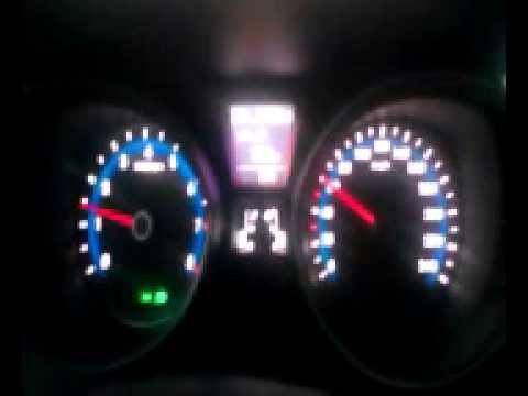 Hyundai i30 rpm problem