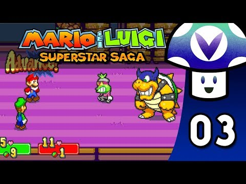 [Vinesauce] Vinny - Mario & Luigi: Superstar Saga (part 3)