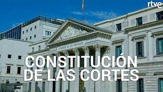 CONSTITUCIÓN DE LAS CORTES | Los desayunos