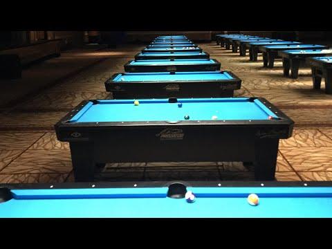 Playing in Las Vegas  BCA team tournament
