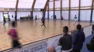 Calcio a 5, Serie C1: Olimpus - Lazio Calcetto, Highlights e interviste