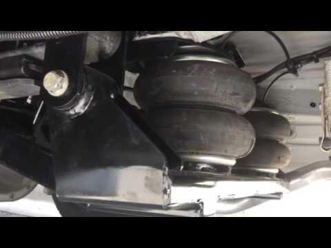 ef17fbe0d24c6d Kelderman Air Mercedes Sprinter Van - YouTube