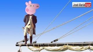 Pepa Pig y los piratas del Caribe
