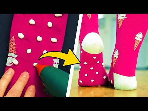 20 SMART CLOTHING AND SHOE HACKS
