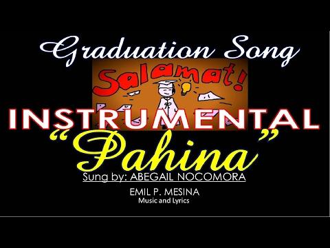 Pahina | Emil Mesina