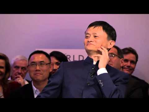 Davos 2015: Alibaba founder Jack Ma's business secrets