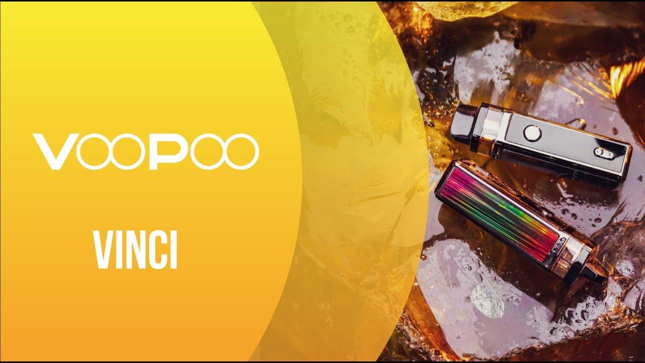Обзор VooPoo Vinci – то ли POD, то ли MOD