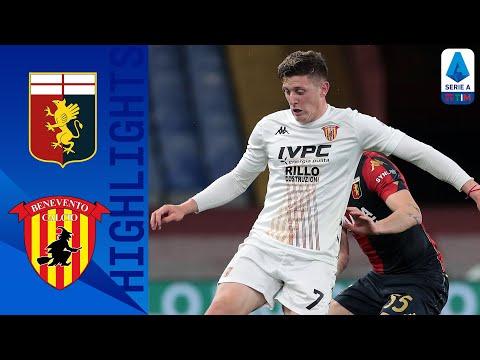 Genoa Benevento Goals And Highlights