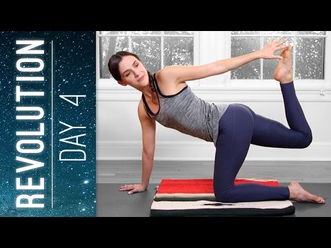 Revolution  Day 4  PRANA Practice  Yoga With Adriene