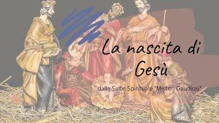 L.A. Di Chiara_La nascita di Gesù