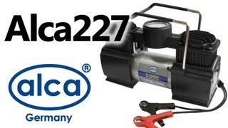 Alca 227 000 —  автомобильный компрессор — видео обзор 130.com.ua