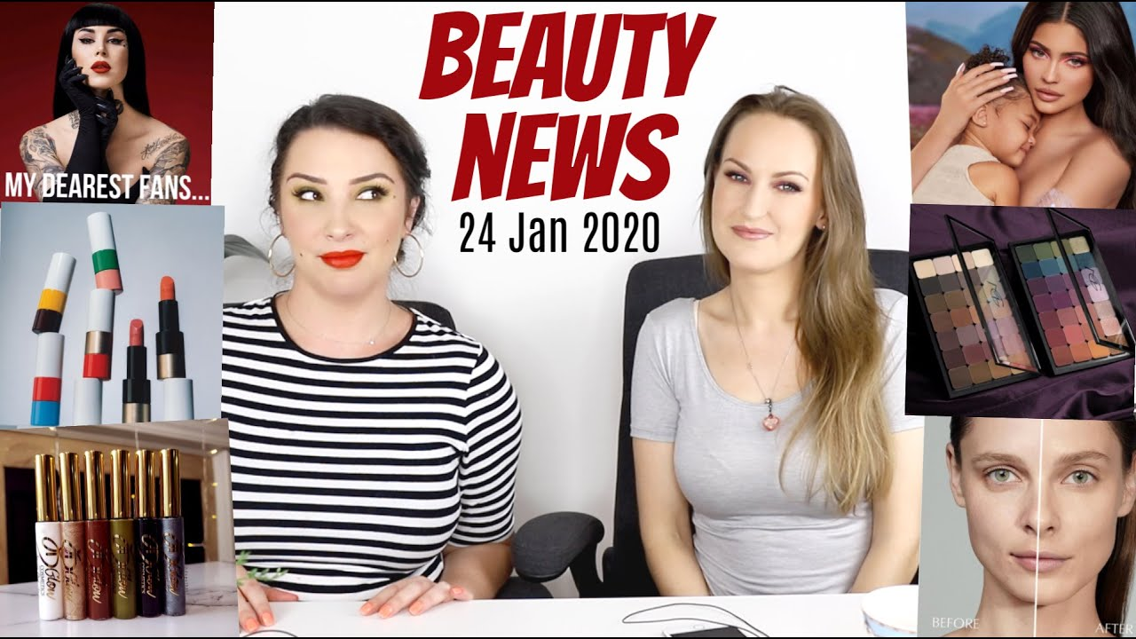 BEAUTY NEWS - 24 January 2020 | Your Lipstick Could Cost More Than A Car | Ep. #247