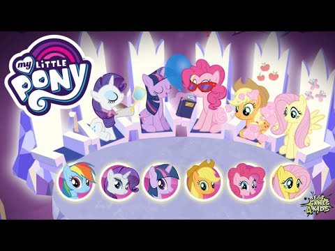 My Little Pony: Harmony Quest #73 | Use PONIES Special Powers Together! By Budge