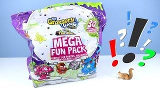 Grossery Gang Time Wars Mega Fun Pack Christmas Moose Toys