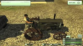 Farming Simulator 2013 1ч - Начало прошлого века
