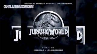 "Jurassic World: Mundo Jurásico - Soundtrack 11 ""The Dimorphodon Shuffle"" - HD"