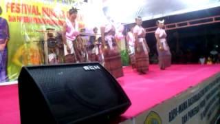 Tarian Tradisional Amarasi, Kab Kupang, NTT