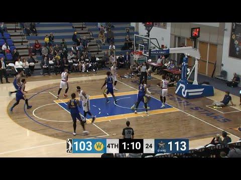 Damion Lee (24 points) Highlights vs. Salt Lake City Stars