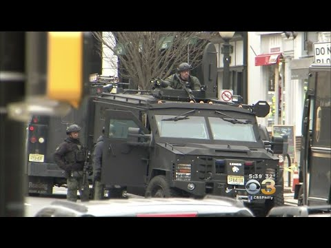 Officials: Police Fatally Shoot Gunman Following Standoff At Restaurant Near Princeton Campus