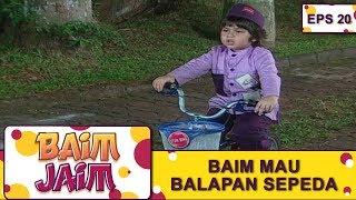 Download lagu Baim Mau Balapan Sepeda  -  Baim Jaim Eps 20 Part 1