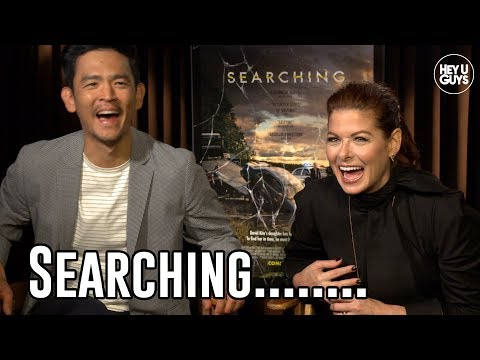 Kidnap in the age of Instagram  John Cho & Debra Messing talk about new movie thriller Searching