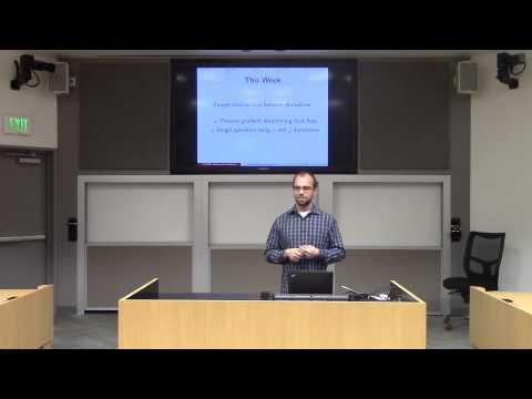 Lecture 19:  PDE I: Examples/theory, derivative operators (p