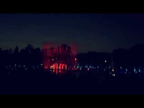 Sound and Light show Wroclaw - Trap Music