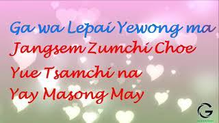 Sangtam Lyric Video Film: Tse Dung Chen