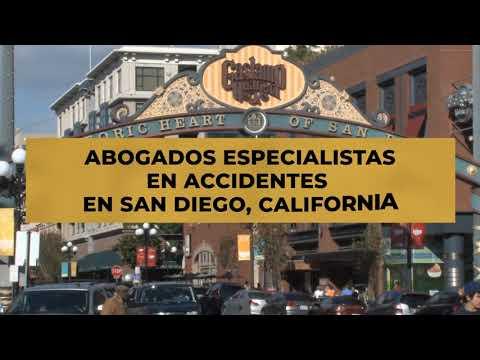 Abogados de Accidentes en San Diego, California